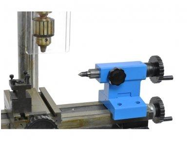 Tekinimo-frezavimo staklės 250W 9