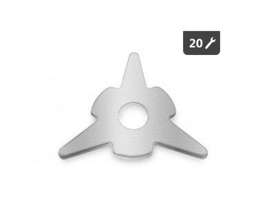 MSW Trikampės poveržlės įdubimų ištraukimui - 20 vnt.