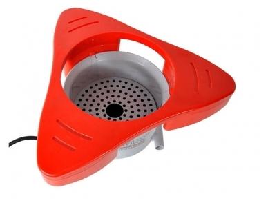 Fontano siurblys su vandens filtru 5