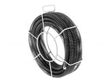 Vamzdžių valymo spiralių rinkinys, 3 x 4,6 m, Ø 22 mm