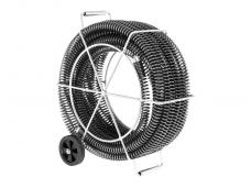 Vamzdžių valymo spiralių rinkinys, 4 x 4,65 m, Ø 32 mm