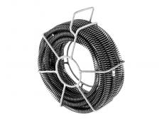 Vamzdžių valymo spiralių rinkinys, 6 x 2,45 m, Ø 16 mm