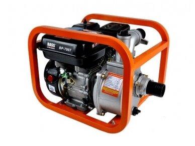 Benzeninis vandens siurblys (motopompa) 2'' 5,5AG