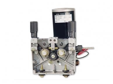 Vielos padavimo mechanizmas 4RA, 4-ių ratukų